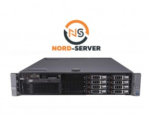DELL PowerEdge R710 8xSFF 2xX5670 / 64G / PERC 6i / 2x870W